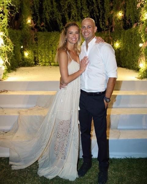 בר רפאלי תמונות חתונה