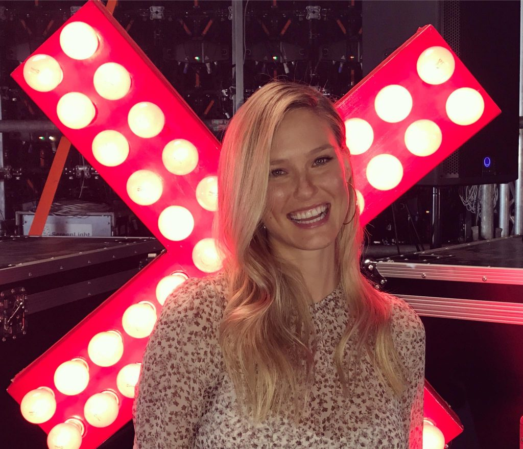Bar Refaeli X factor