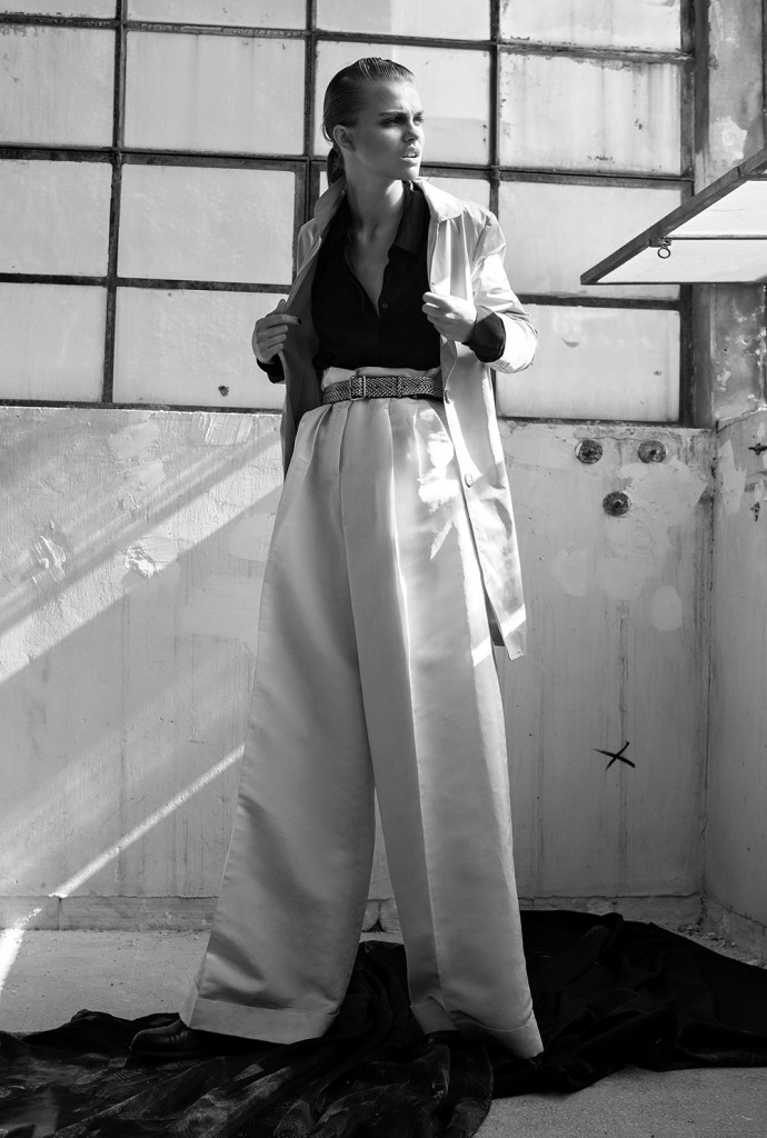 איפור מורן סטויצקי , צלם אלכס ליפקין, סטייל מיקי ממון, שיער בנגמין רומי